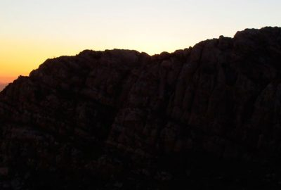 Ascensión Pico Polvoreda León